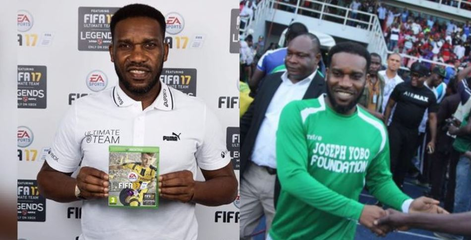 Okocha expresses shock over court order for his arre$t