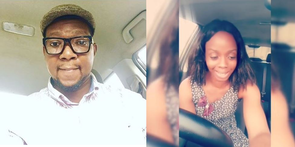 Lady drags her deadbeat ex-husband for doing giveaway on Instagram while his 3 kids are hungry