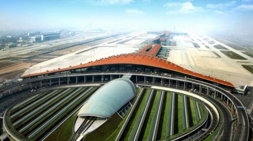 Top 10 biggest airports in the world
