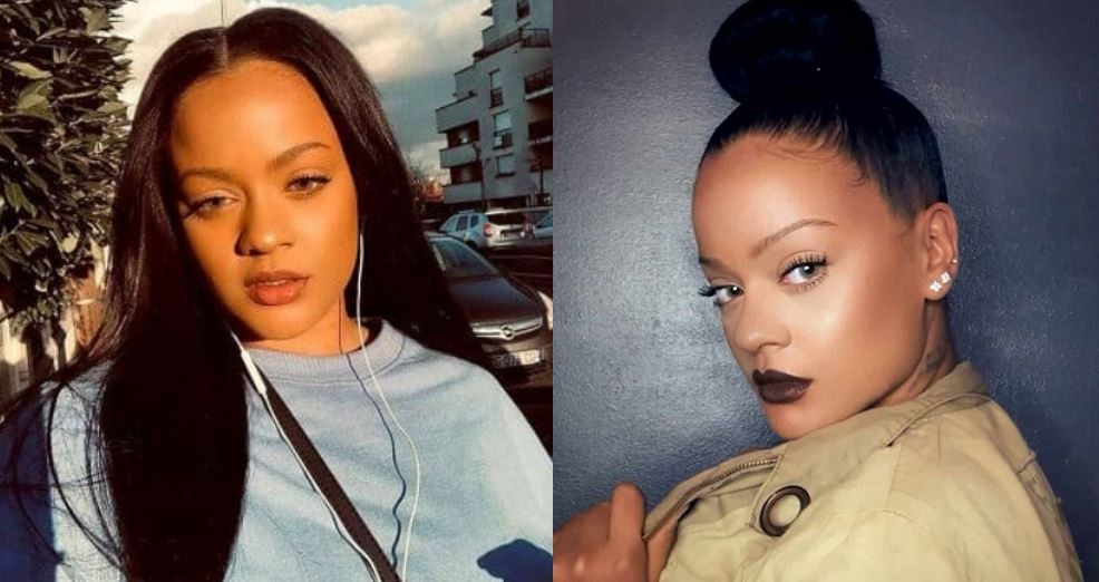Lady Who Looks Like Rihanna Reveals How Looking Like Rihanna Makes It Hard For Her To Find Love