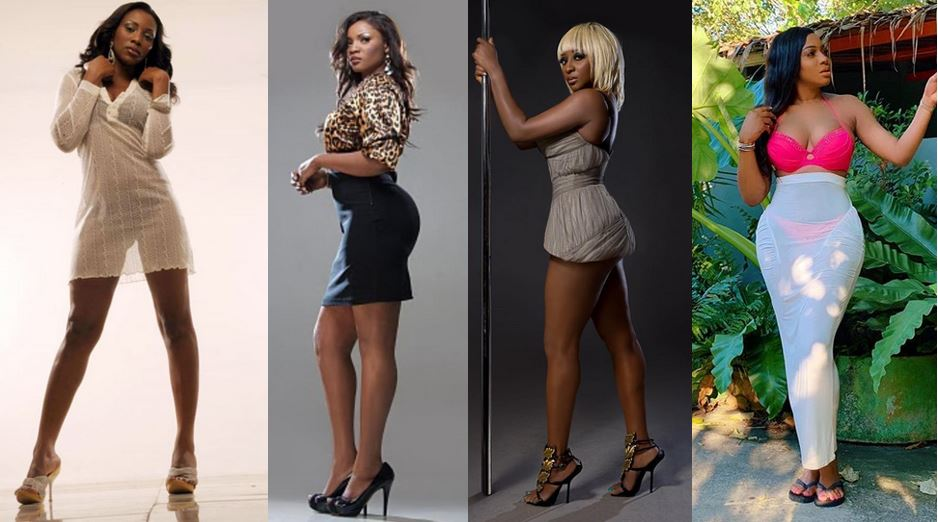 Top 10 Hottest Nollywood Actresses Ever