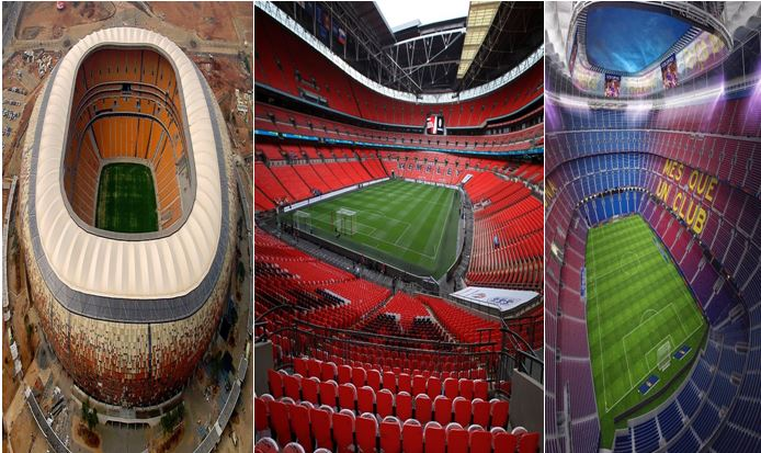10 best stadiums in the world