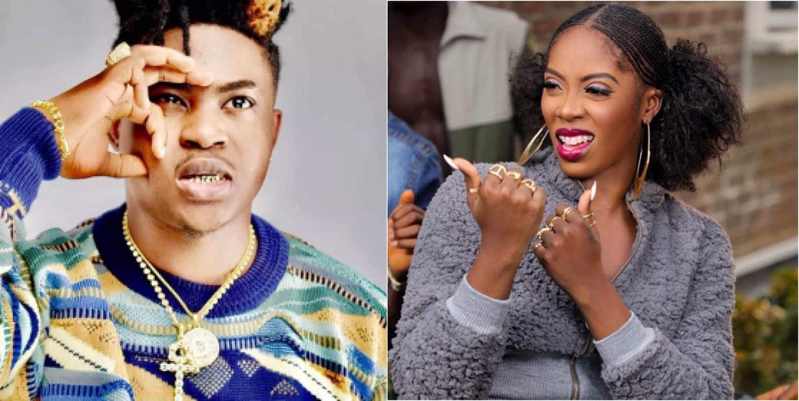 Danny Young Reveals The Hurting Reasons He Is Suing Tiwa Savage For The Sum Of N200m