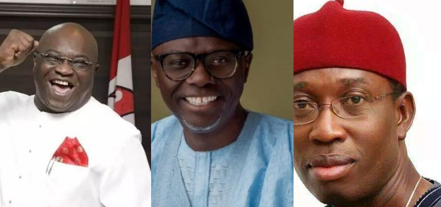 Updated: List of 22 governors-elect announced by INEC, short bios and photos