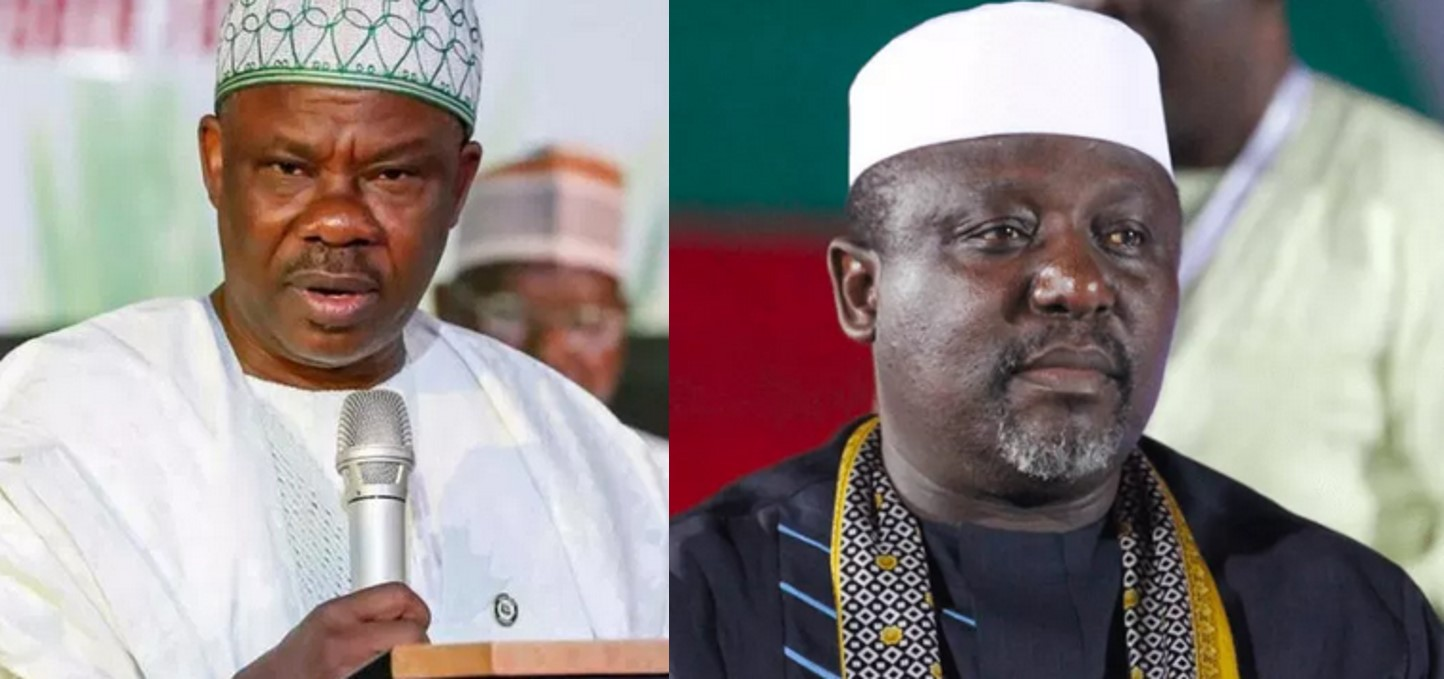 APC suspends Amosun, Okorocha for  'Anti-Party' activities