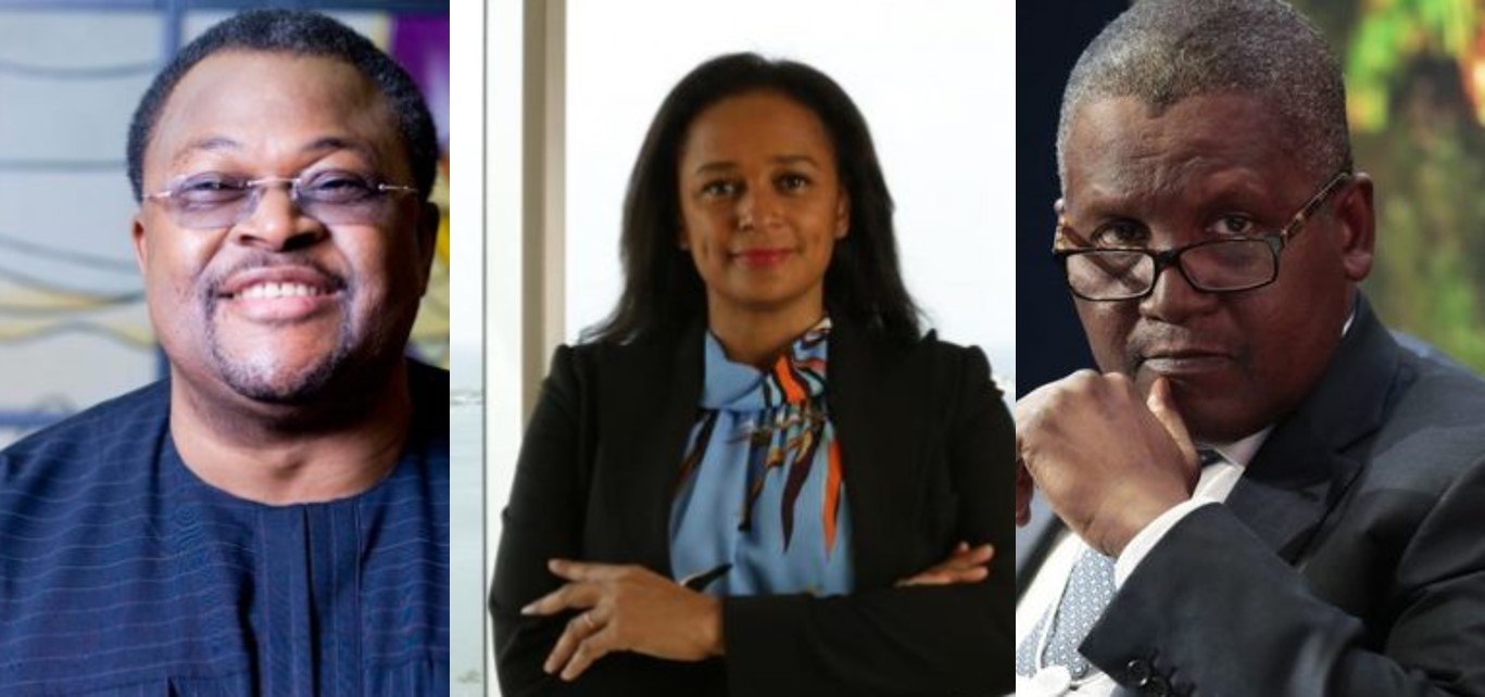 Richest black people in the world today
