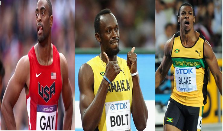 10 fastest runners in the world