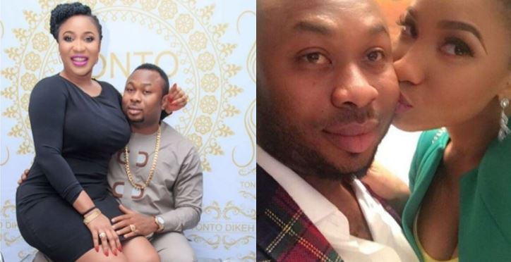 Tonto Dikeh replies a follower who wishes she gets back together with Churchill
