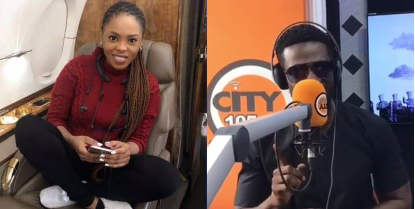 City FM OAP Benny Ark finally apologizes to Chidinma for saying Kizz Daniel's 'Fvck You' song was about her