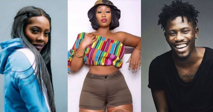 Victoria Kimani apologizes for calling out Tiwa Savage in her #fvckyouchallenge cover, holds on to beef with Ycee