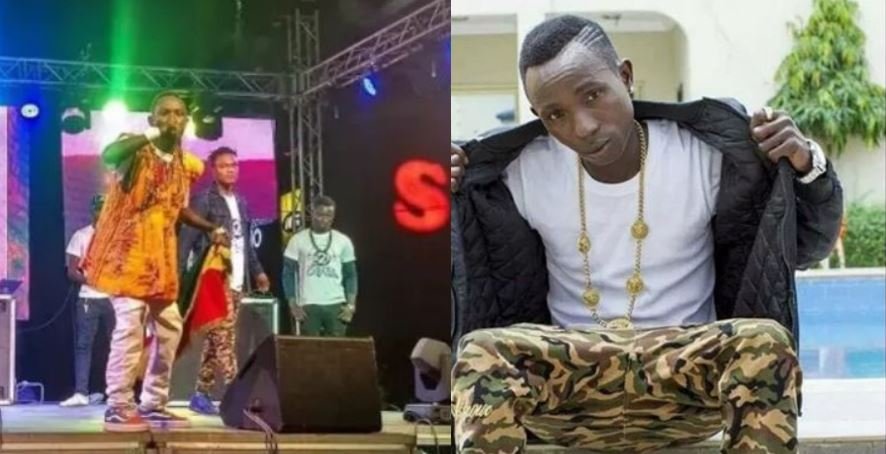 One Corner crooner, Patapaa didn't perform to 3 people in Norway but 16 – Manager reveals