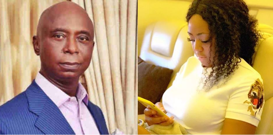 New Report Claims Regina Daniels Is NOT Married To Senator Ned Nwoko But Romantically Involved