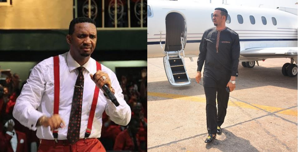 Dr Chris Okafor converts church's private jet for commercial purpose