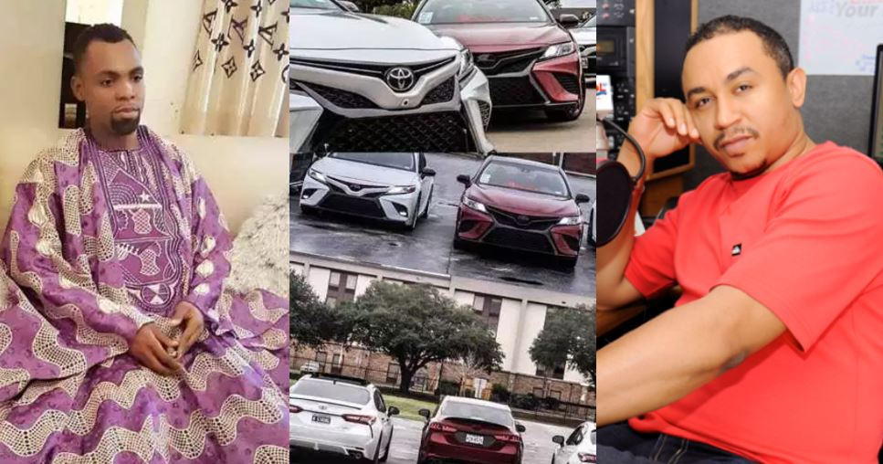 Daddy Freeze reacts as popular pastor shows off exotic cars and mansion