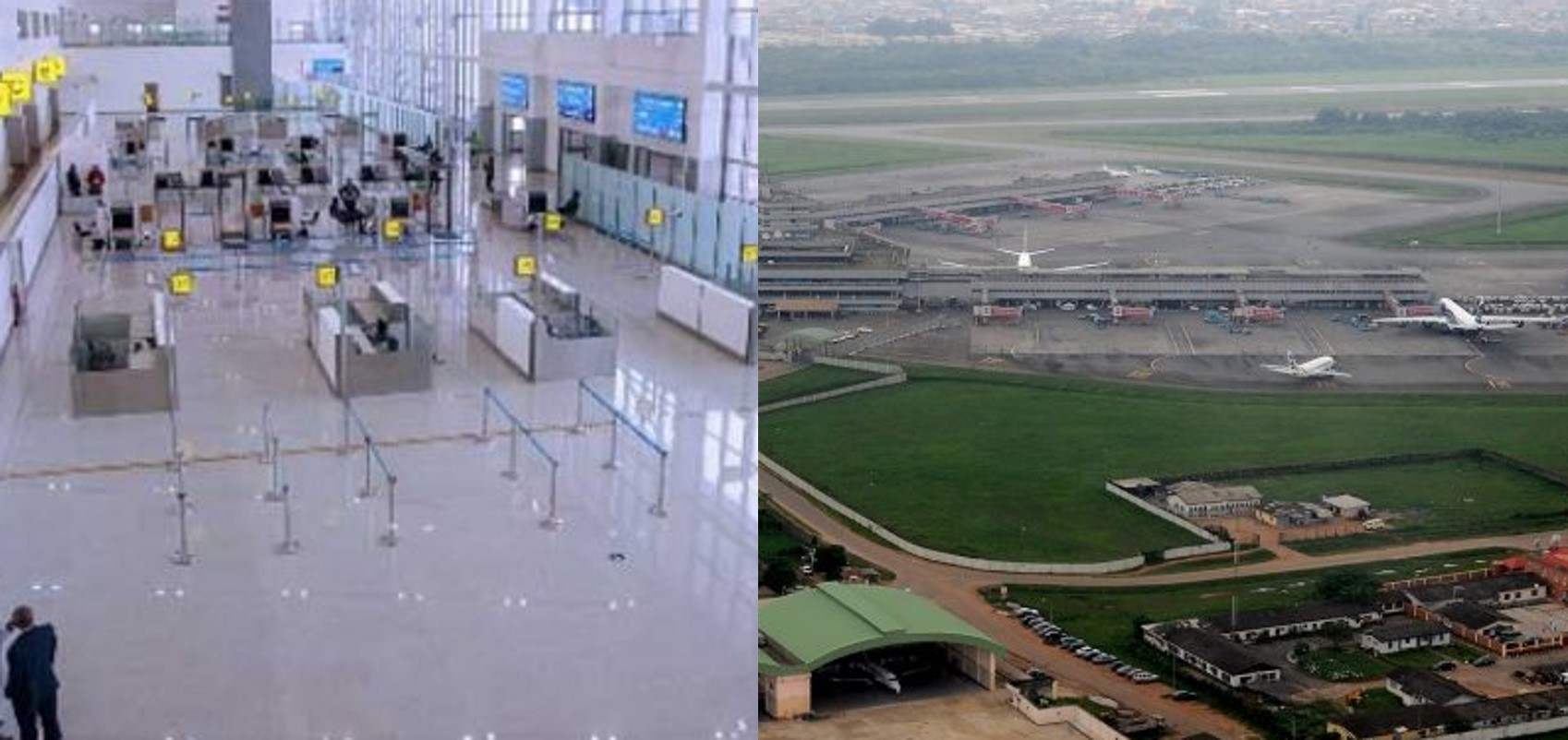 The Best International Airports In Nigeria – Locations And Photos