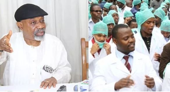 I am not worried, doctors are free to leave Nigeria – Dr. Chris Ngige says, Nigerians react