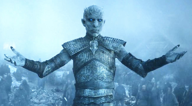 Meet the man who played the Night King character in Game Of Thrones