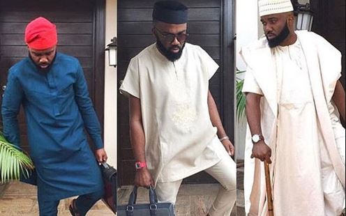 Noble Igwe's tailor detained by the police for having tattoos