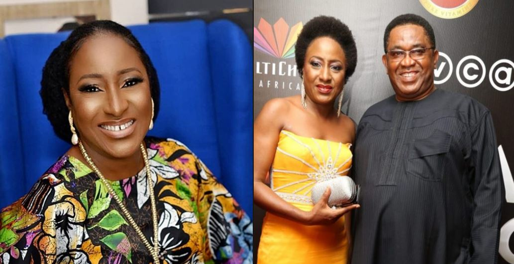 Actor Patrick Doyle writes a lovely and lengthy tribute to Iretiola Doyle as they celebrate their wedding anniversary, shares the story of their 15 years marriage