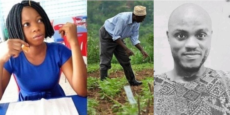 Nigerian lady who trended earlier for  writing an interesting open letter to men allegedly stole the post