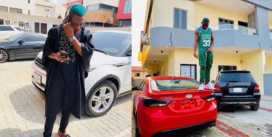 EFCC returns Zlatan Ibile's car and phone – Management reveals