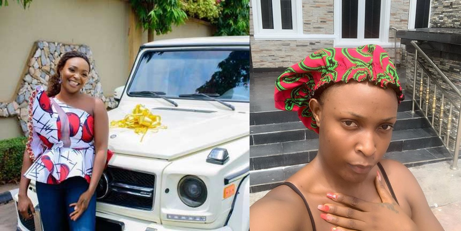 """""""The G-Wagon Brabus Okoro Blessing flaunted months ago is not hers"""" – New report"""