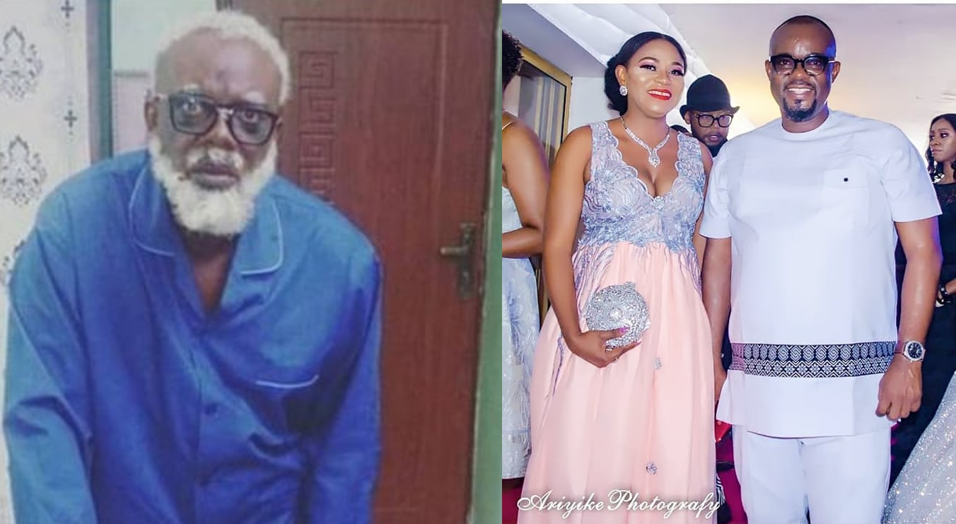 Charles Inojie Shares Older Version Of Himself, His Wife Reacts