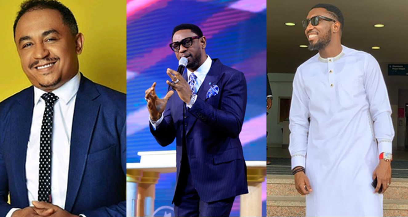 Daddy Freeze reacts after Timi Dakolo called out Pastor Biodun Fatoyinbo of COZA on Instagram