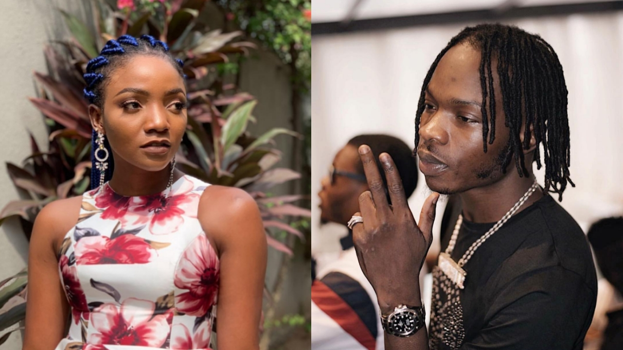 Simi breaks her silence on Naira Marley's case with the EFCC