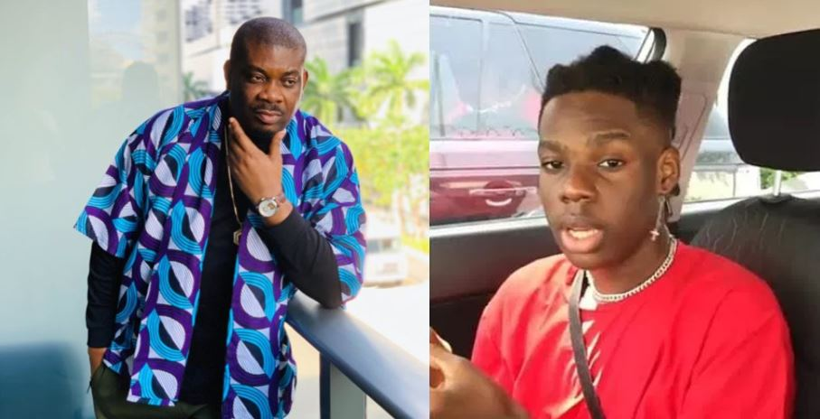 Don Jazzy Replies Nigerians Who Have Been Hating On His New Artiste, Rema