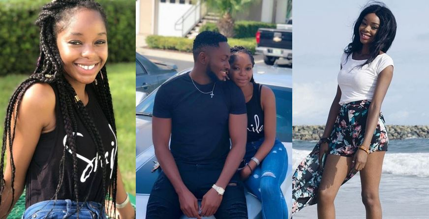 2018 BBNaija winner, Miracle Ikechukwu, shows off his new girlfriend in romantic summer photos