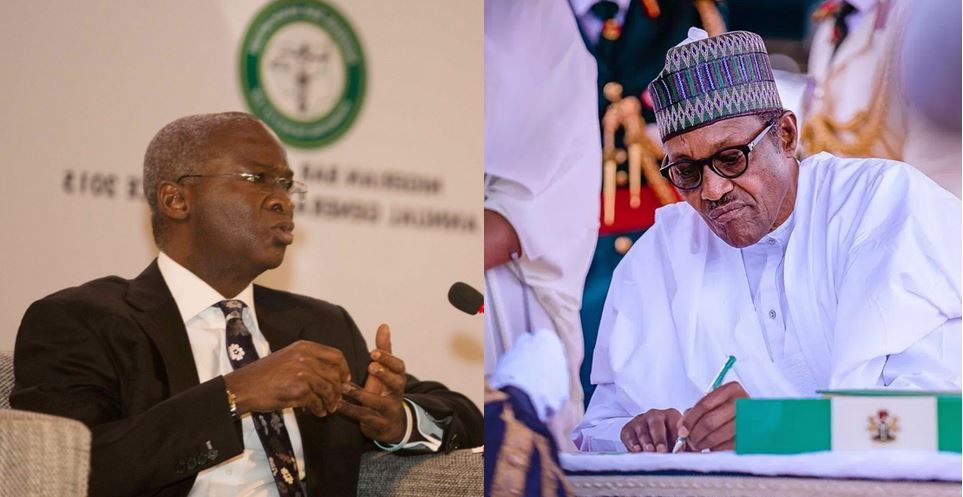 No nation has done what the President Buhari-led government has done – Babatunde Fashola