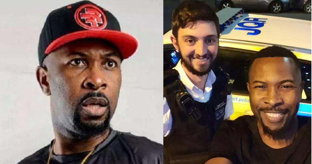 """""""Four men attacked you and you still look fresh"""" – Nigerians react to Ruggedman's London attack claims"""