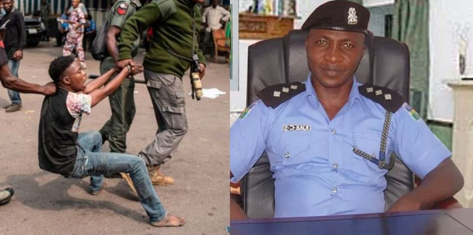 Buy stolen phones and spend seven years in prison – Lagos Police PRO warns