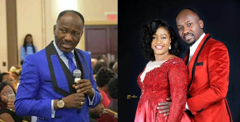 That voice telling you to challenge your husband is from spiritual husband – Apostle Suleman tells ladies