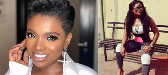 "Annie Idibia blasts troll who called 2face ""21st Century Father Abraham"""