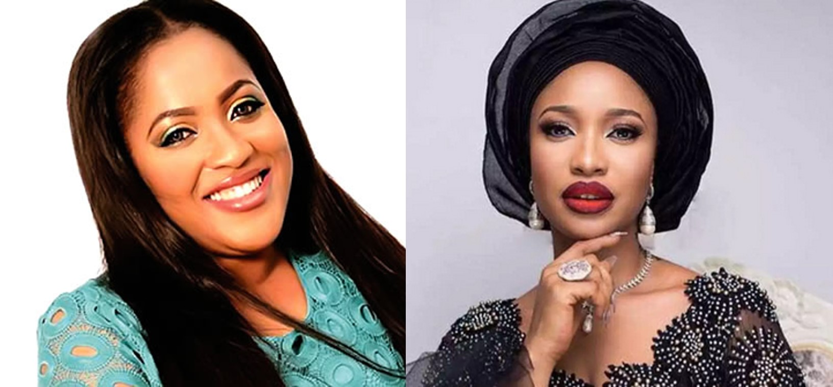 """She's not an Icon! She's popular for immorality"" – Actress, Grace Ama blasts Tonto Dikeh, mentions Etinosa"