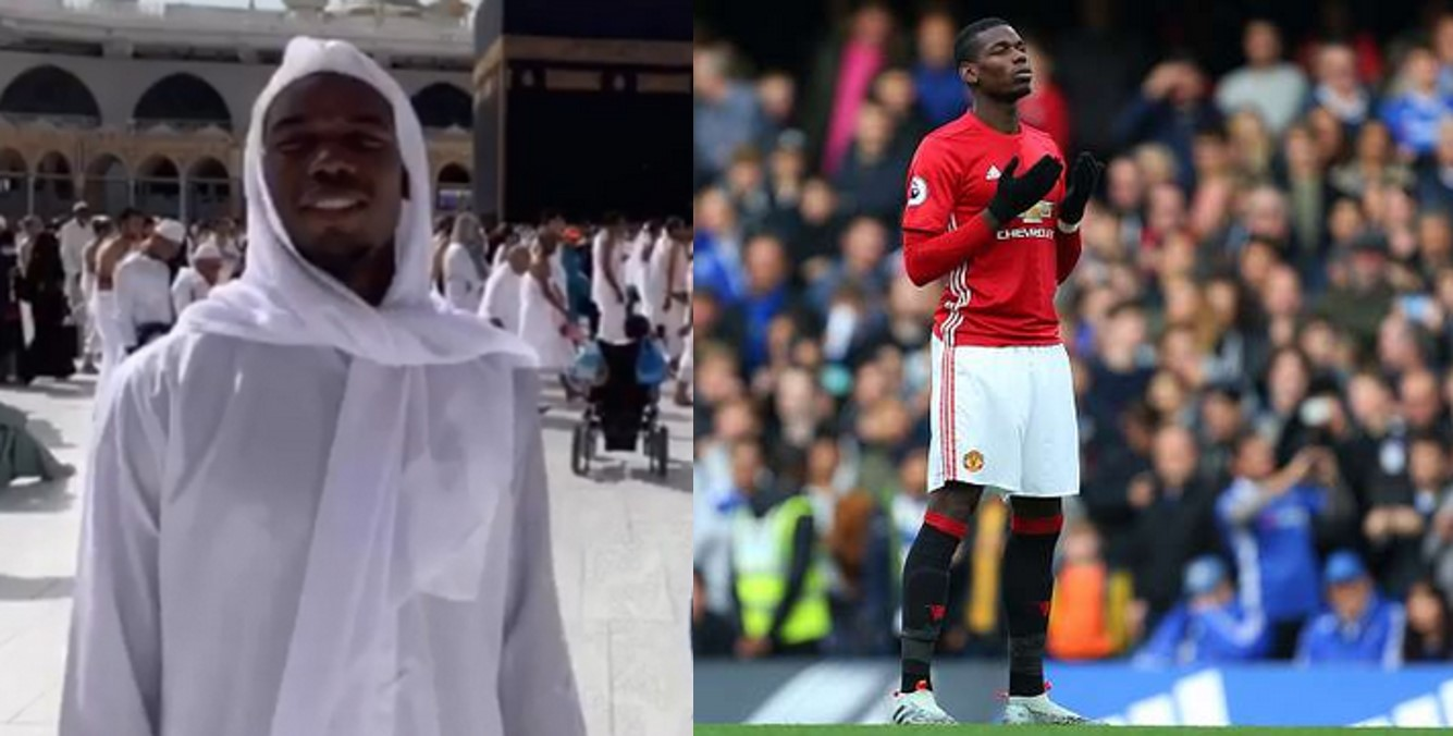 Paul Pogba explains why he converted to Islam