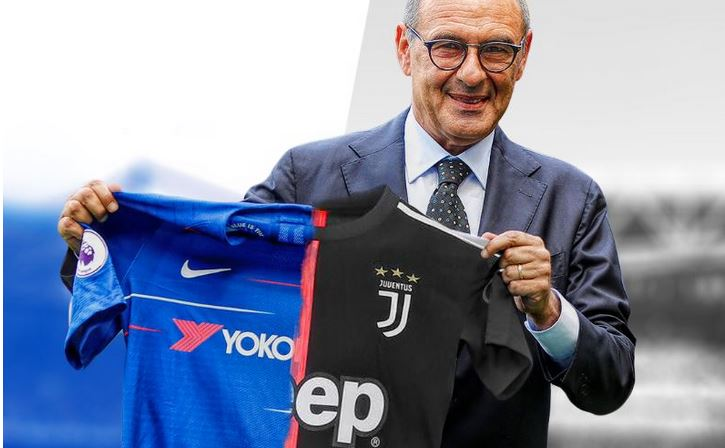 Chelsea agrees £5m deal with Juventus for Sarri