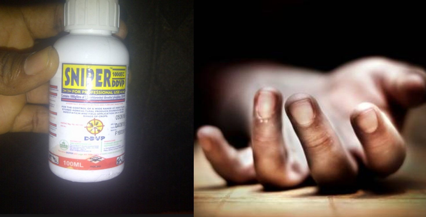 Nigeria lady gives details of what happens to the body after drinking Sniper