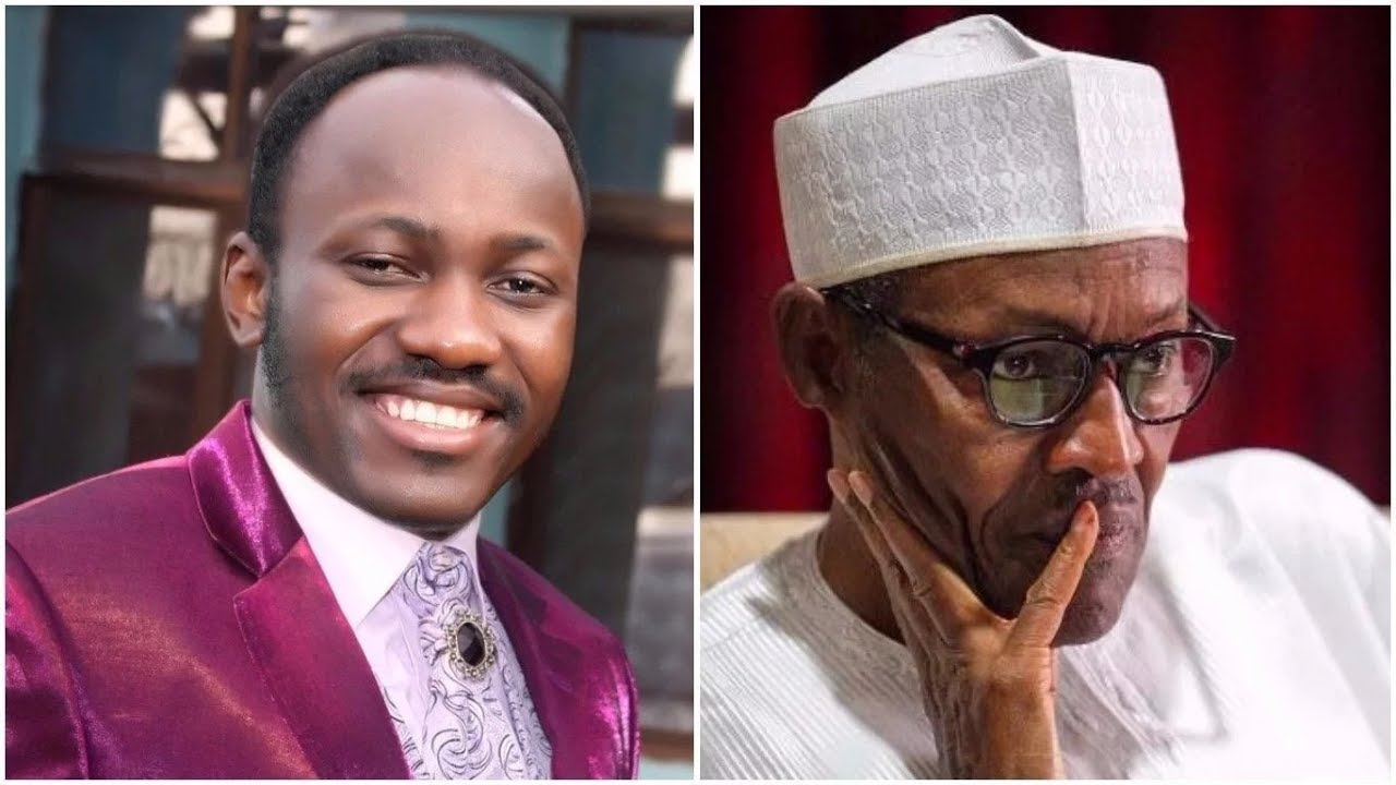 Buhari's government is the worst ever – Apostle Johnson Suleman says (reactions)