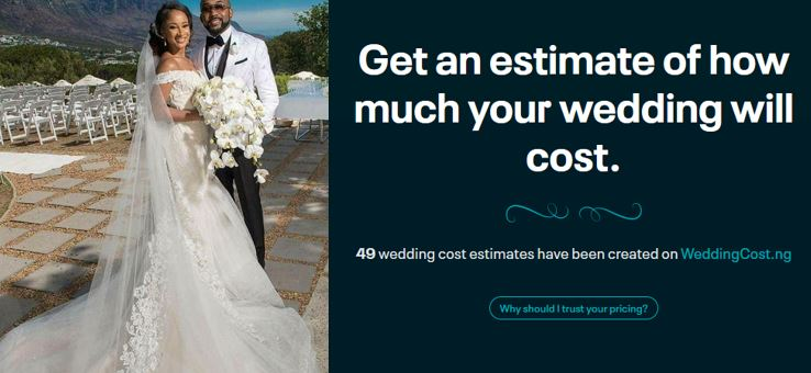 Wedding Cost Calculator – Know How Much Your Wedding Would Cost
