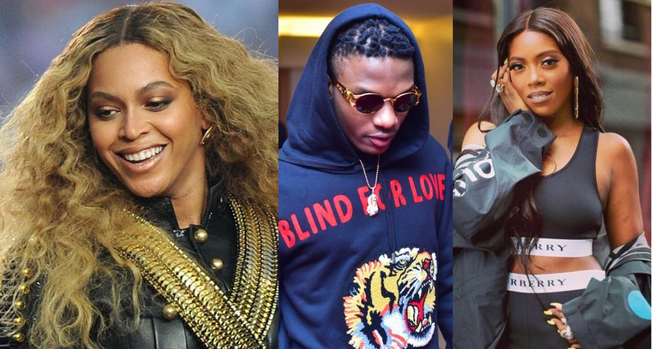 Why I featured Wizkid and other Africa artistes in my new album – Beyonce reveals
