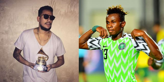 'Why do we always have to lose against Naija at everything' – South African rapper, AKA reacts to Super Eagles victory