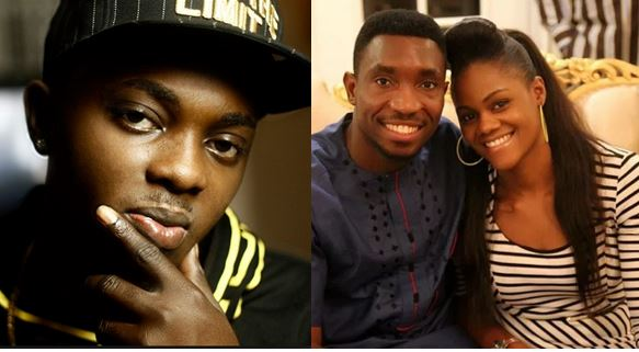 Timi Dakolo successfully disgraced his family name – Singer Waconzy says