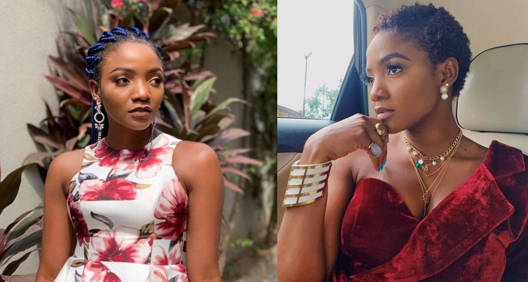 """""""Your girlfriend's father's father sounds like an imbecile"""" – Simi blasts a troll"""
