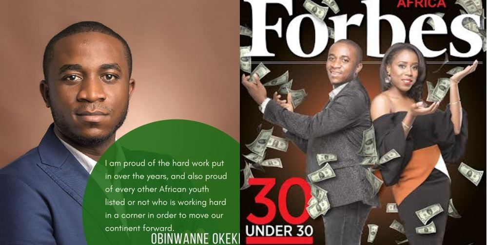 Forbes Under 30 celebrated Nigerian, Obinwanne Okeke (Invictus Obi) arrested by FBI for fraud, Nigerians react