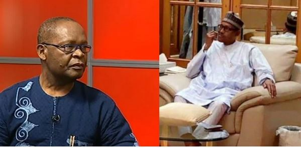 Nigerians react as Joe Igbokwe says anybody who tells you Buhari is not doing well is a liar from hell