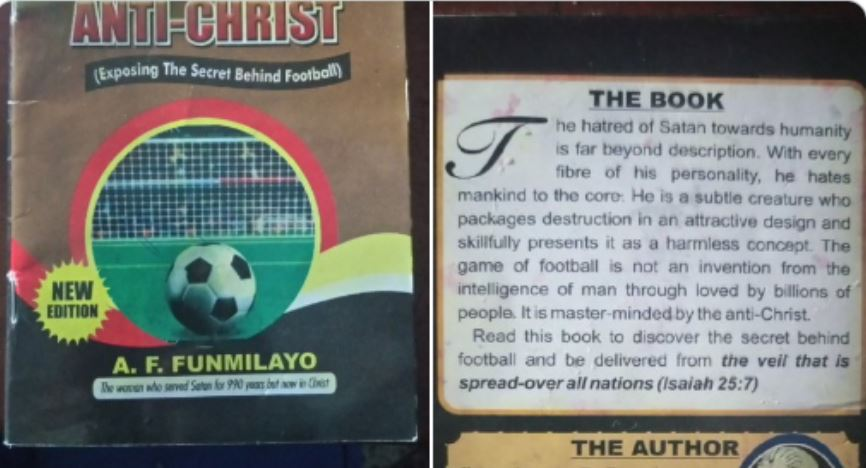"""Football is an Anti-Christ game"" – Man shares encounter with his born again neighbour"