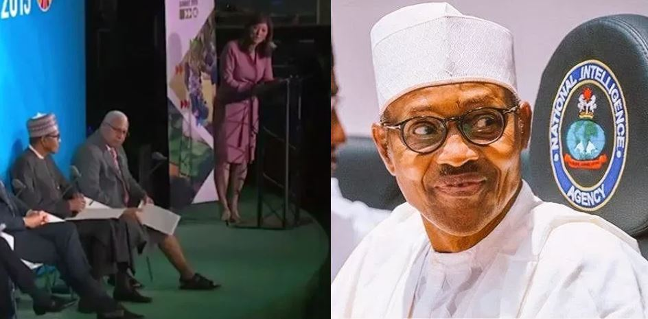 Presidency reacts to Nigerians dragging President Buhari over his response to a question at the UN meeting